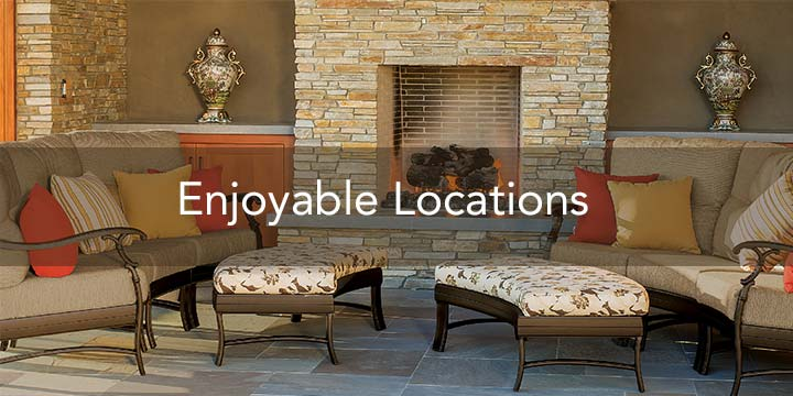 enjoyable locations residential